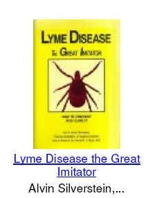 EMPIRE STATE LYME DISEASE ASSOCIATION Books